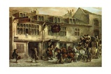 The White Horse Inn  Clelsea