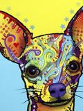 Chihuahua I Giclée par Dean Russo