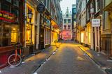 Red Light District  De Wallen  Amsterdam