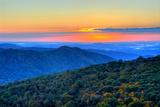 Montagnes Blue Ridge, montagnes Bleues Papier Photo par Nikographer [Jon]