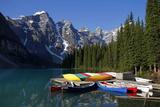 Moraine  Lake  Banff Nationalpark  Alberta