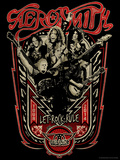 Aerosmith - Let Rock Rule World Tour