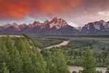 Grand Teton Np  WY