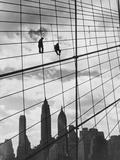 Brooklyn Bridge Workers
