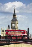 Big Ben  London  England  UK