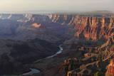 Grand Canyon and Colorado River in Arizona