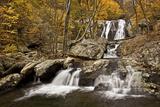 Lower White Oak Canyon Falls