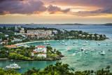 Cruz Bay, St John, United States Virgin Islands. Papier Photo par SeanPavonePhoto