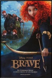Brave (Princess Merida) Disney-Pixar Movie Poster