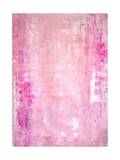 Pink Abstract Art Painting