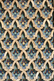 Mosaic Wall  Hassan II Mosque-Casablanca  Morocco