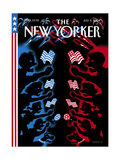 The New Yorker Cover - July 5  2004