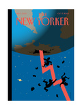 The New Yorker Cover - October 7  2002