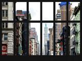 Window View - 401 Broadway - Manhattan - New York City