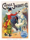 Cirage Jacquot & Co  Art Nouveau  La Belle Époque