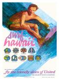 Surf Hawaii  Go Where the Big Ones Are  Haleiwa  Ala Moana  Waimea