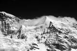 Jungfrau Top of Europe Papier Photo par Philippe Sainte-Laudy