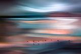 Migrations - Blue Sky Papier Photo par Ursula Abresch