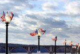 Georgetown  Key Bridge over the Potomac River