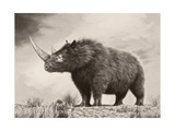 The Woolly Rhinoceros Is an Extinct Species from the Pleistocene Epoch