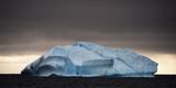 Iceberg Off Elephant Island  Antarctica