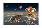 Ufo Sightings Increased Since the Exploding of the First Atomic Bomb