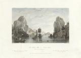 The Shih-Mun or Rock Gates (Province of Kiang-nan)
