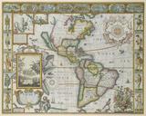 Map of America (Imaginaire)