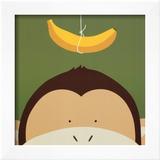 Peek-a-Boo X  Monkey