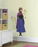 Disney - Frozen's Anna with Cape Wall Decal
