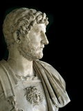 Bust of the Emperor Hadrian
