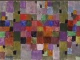 Noerdlicher Ort (Northern City) by Paul Klee