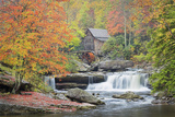 Rushing Creek and Old Gristmill