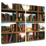 Story World Gallery-Wrapped Canvas