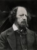 Poet Alfred Tennyson