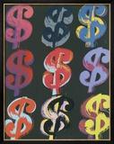 $9  c1982 (on black)