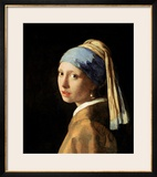 Girl with a Pearl Earring  circa 1665-6