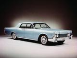 1966 Lincoln Continental Four Door Sedan