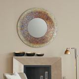 Porto Mosaic Mirror
