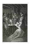 Illustration from Les Misérables  19th Century