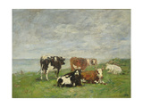 Pasture at the Seaside  C1880-85