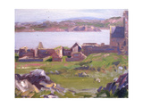 The Ruins of Iona Abbey