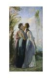 Three Peasant Women  1875