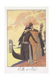 Falbalas Et Fanfreluches  Almanac for 1924  Serenade