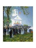 An American Country Fair  1890