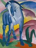 Blue Horse  1911