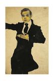 Portrait of Max Oppenheimer