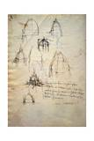 Study for the Dome of the Cathedral of Milan  the Code Trivulzianus  1478-1490