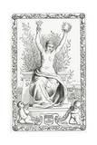 Allegory of Paris 19th Century