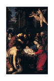 The Adoration of the Shepherds  1623